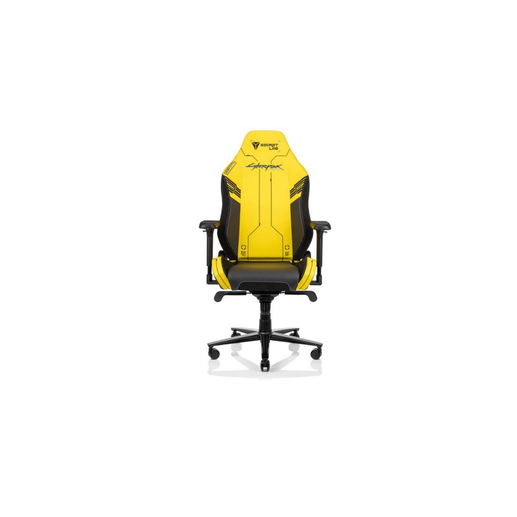 Secretlab OMEGA 2020 Series PRIME 2.0 PU Leather Gaming Chair - Cyberpunk 2077